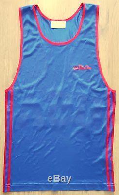 1994-96 FLOYD MAYWEATHER JR. Amateur career worn & signed USA boxing vest