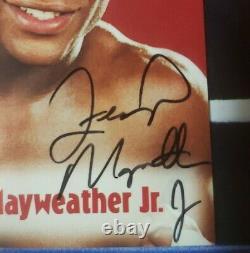2001 Browns Boxing Floyd Mayweather Jr. Autograph Card NM-MT 100% PSA GUARANTEE