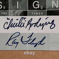 2002 SP Authentic CHI CHI RODRIGUEZ/RAYMOND FLOYD Dual Autographs PGA Legends