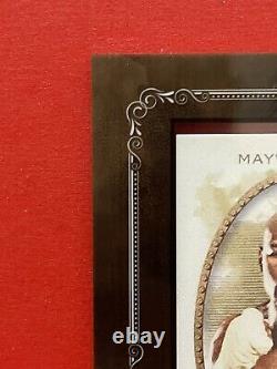 2017 Allen & Ginter Floyd Mayweather Autograph Card