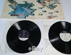 Bob Ezrin PINK FLOYD Signed Autograph The Wall Album Vinyl LP Producer KISS
