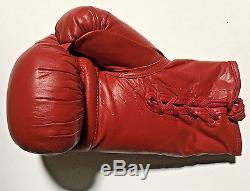 Conor McGregor Floyd Mayweather signed Everlast boxing glove 2 auto BAS PSA COA