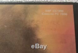 DAVID GILMOUR RARE Pink Floyd Signed / Autographed Promo Album LP FA LOA