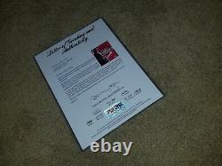 DAVID GILMOUR SIGNED AUTOGRAPHED AUTO PINK FLOYD PSA/DNA 100% Grade 9 AUTO