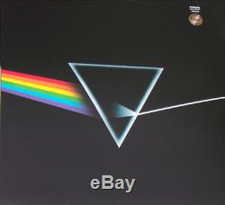 Dark side of the moon pink floyd n mint hand signed smas 2 11163 1973