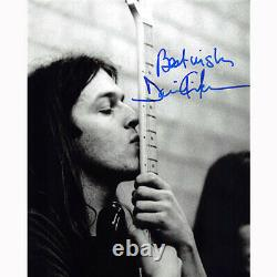 David Gilmour Pink Floyd (86511) Autographed 8x10 Original/Authentic + COA