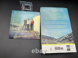 David Gilmour & Polly Samson Signed YES, I HAVE GHOSTS CD + Book Pink Floyd