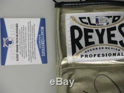 FLOYD MAYWEATHER Hand Signed Boxing Glove + PSA DNA BAS BUY GENUINE