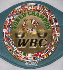 FLOYD MAYWEATHER Hand Signed WBC Fullsize Belt + PSA BAS BUY GENUINE