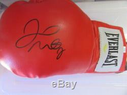 FLOYD MAYWEATHER JR Signed Everlast GLOVE