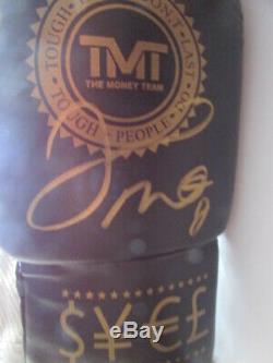 FLOYD MAYWEATHER JR Signed TMT MONEY GLOVE