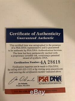 FLOYD MAYWEATHER Signed Reyes Boxing Glove PSA DNA COA Money Inscription