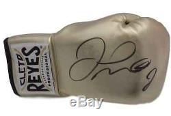 Floyd Mayweather Autographed/signed Gold Cleto Boxing Glove 17266 Bas