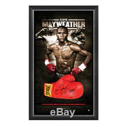 Floyd Mayweather Hand Signed Framed Limited Edition Boxing Glove Ali Mcgregor