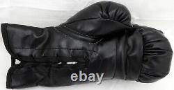 Floyd Mayweather Jr. Autographed Everlast Boxing Glove Lh Tmt Beckett 159659