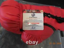 Floyd Mayweather Jr. Autographed Full Size Everlast Boxing Glove with GAI COA