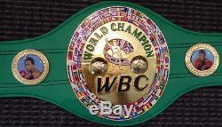 Floyd Mayweather Jr. Autographed Full Size Wbc Boxing Belt Beckett Bas 123606