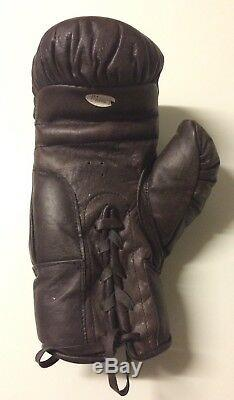 Floyd Mayweather Jr SIGNED AUTOGRAPHED Vintage Boxing Glove FULL JSA LOA COA