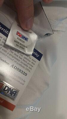 Floyd Mayweather Jr signed autographed Everlast white boxing trunks! PSA/DNA COA