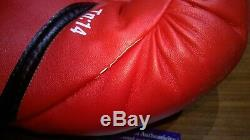 Floyd Mayweather Signed Boxing Glove PSA DNA Certified