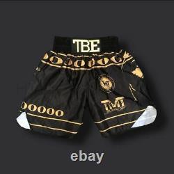 Floyd Mayweather Signed Boxing Shorts