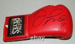 Floyd Money Mayweather Signed Auto Cleto Reyes Boxing Glove Psa #ai60635