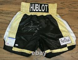 Floyd Money Mayweather Signed Autographed Auto Boxing Trunks/shorts Psa #ai60725