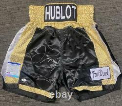 Floyd Money Mayweather Signed Autographed Auto Boxing Trunks/shorts Psa #ai60780