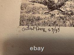 Floyd Sonnier- Mardi Gras Gumbo Artist Proof. Numbered 23/35 & Signed