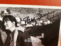 Hand Signed Dave David Gilmour Pink Floyd Polly Samson Photo Ready To Send