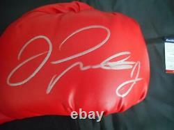Mint cond Floyd Mayweather Jr. Signed Boxing Glove Autographed Authenticated PSA