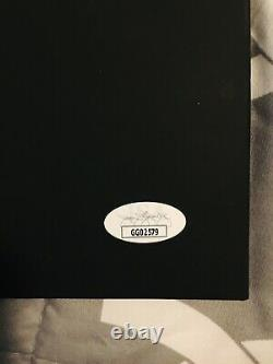 Nick Mason Pink Floyd Signed Autograph Dark Side Of Moon Vinyl Record JSA COA