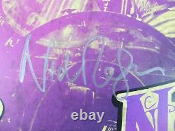Nick Mason Signed 2019 Saucerful of Secrets Tour Poster Pink Floyd JSA COA