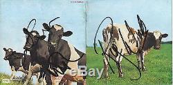 PINK FLOYD Atom Heart Mother CD Signed by David Gilmour Roger Waters Nick Mason