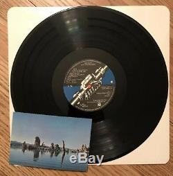 PINK FLOYD Signed / Autographed WYWH Album Roger Waters / Wright / Mason