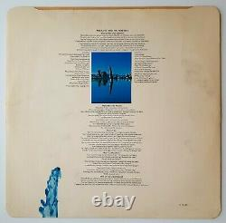 PINK FLOYD'Wish You Were Here' signed autograph album (REAL) Beatles Stones era