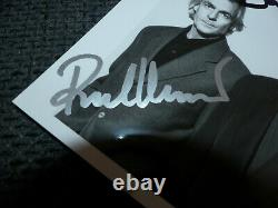 PINK FLOYD signed Autograph DAVID GILMOUR RICHARD WRIGHT NICK MASON FA LOA RARE