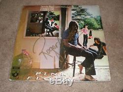 Pink Floyd LP Ummagumma AUTOGRAPHED