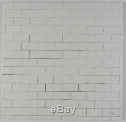 Pink Floyd Roger Waters The Wall Signed Autograph Record Album JSA Vinyl Record