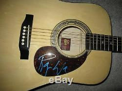 Pink Floyd Signed Guitar Autograph Roger Waters Dark Side Moon Mason Rnr Proof