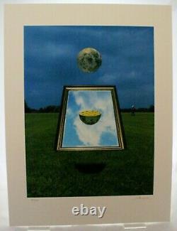 Pink Floyd Signed Nick Mason Storm Thorgerson Inside Out Genesis Box Set 2004