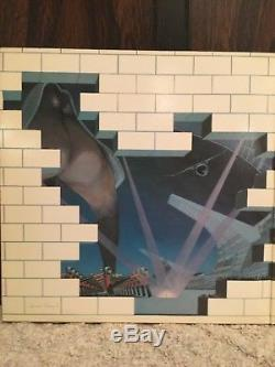Pink Floyd THE WALL autographed by ALL FOUR group members