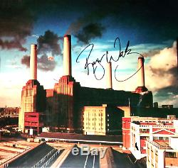Pink floyd animals 88875184271-a 17827 2a hand signed