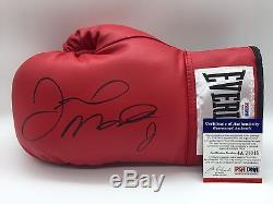 RARE Floyd Mayweather Signed Boxing Glove + PROOF + COA PSA AUTOGRAPH TMT TBE