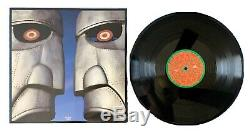 ROGER WATERS Original Signed Autographed Pink Floyd THE DIVISION BELL Album COA
