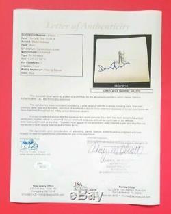 Rare David Gilmour Signed On An Island CD Album With Jsa Coa Pink Floyd Auto