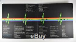 Roger Waters Dark Side Pink Floyd Autographed Signed Album LP Record BAS COA