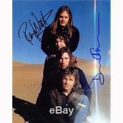 Roger Waters & David Gilmour Floyd (60140) Autographed In Person 8x10 with COA
