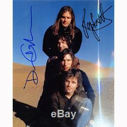 Roger Waters & David Gilmour Floyd (60141) Autographed In Person 8x10 with COA