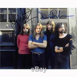 Roger Waters & David Gilmour Floyd (60275) Autographed In Person 8x10 with COA